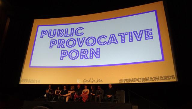Feminist porn awards 2014