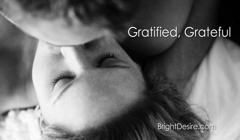 Gratified Grateful - straight feminist porn, joyful film